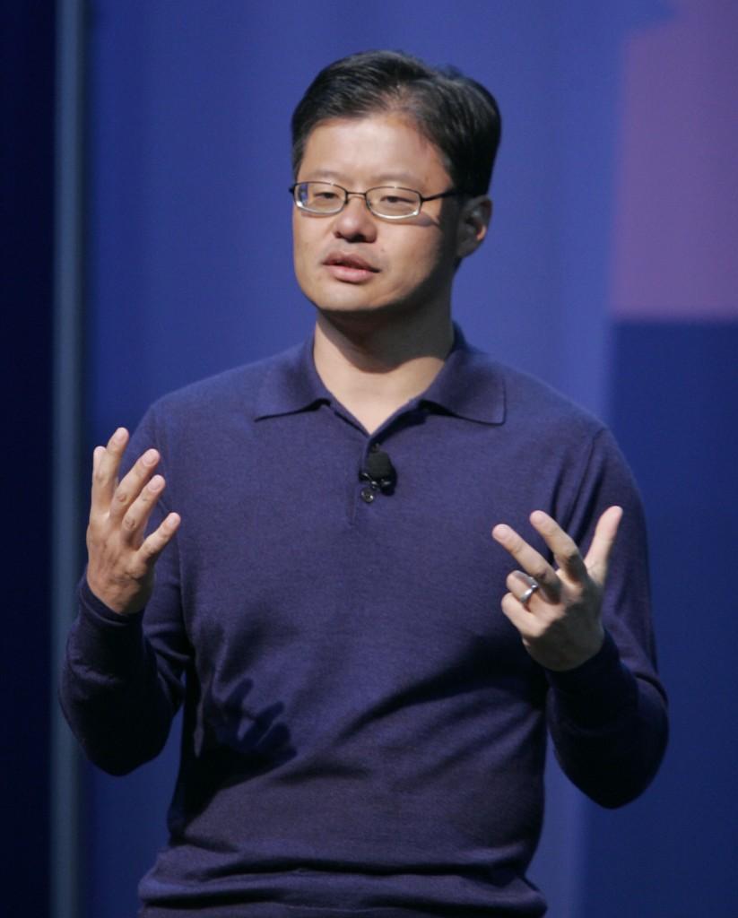 Yahoo, Jerry Yang