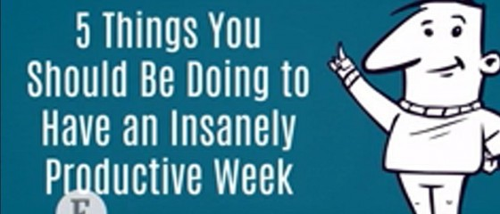 5thingsproductiveweek