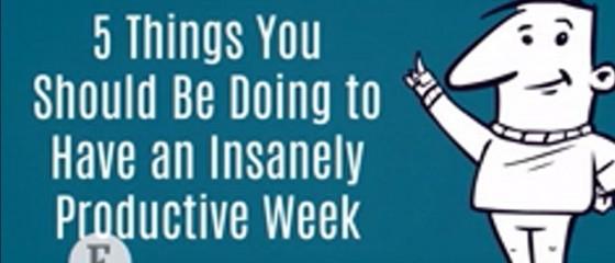 5thingsproductiveweek