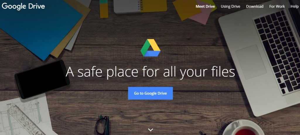Googledrivescreenshot