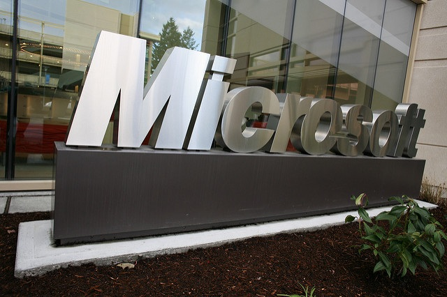 Microsoftbuildingsign