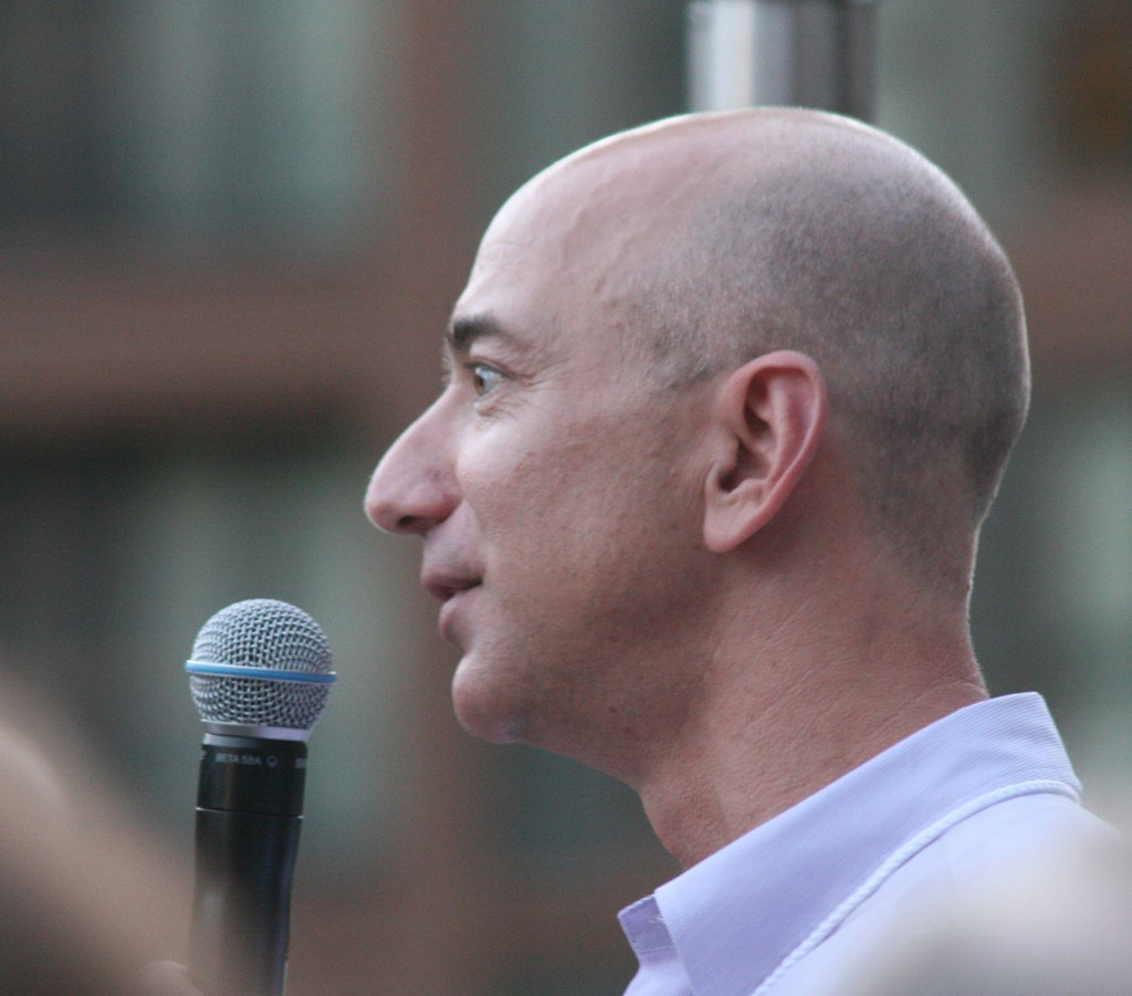 Jeff Bezos speech