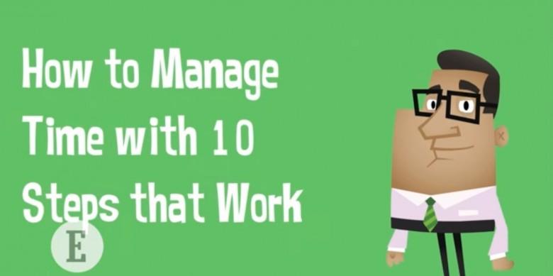 Entrepreneur Manage time