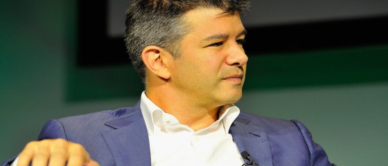 Travis Kalanick, Co-founder of Uber