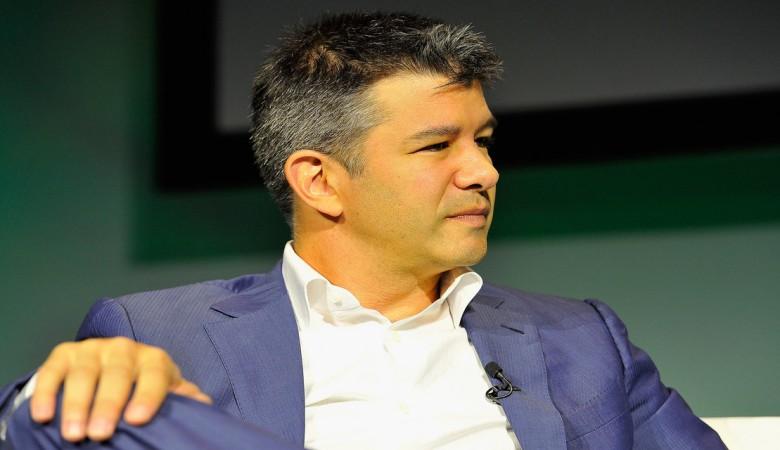 Travis Kalanick, Co-founder of Uber