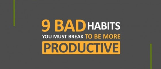 Bad Productivity Habits