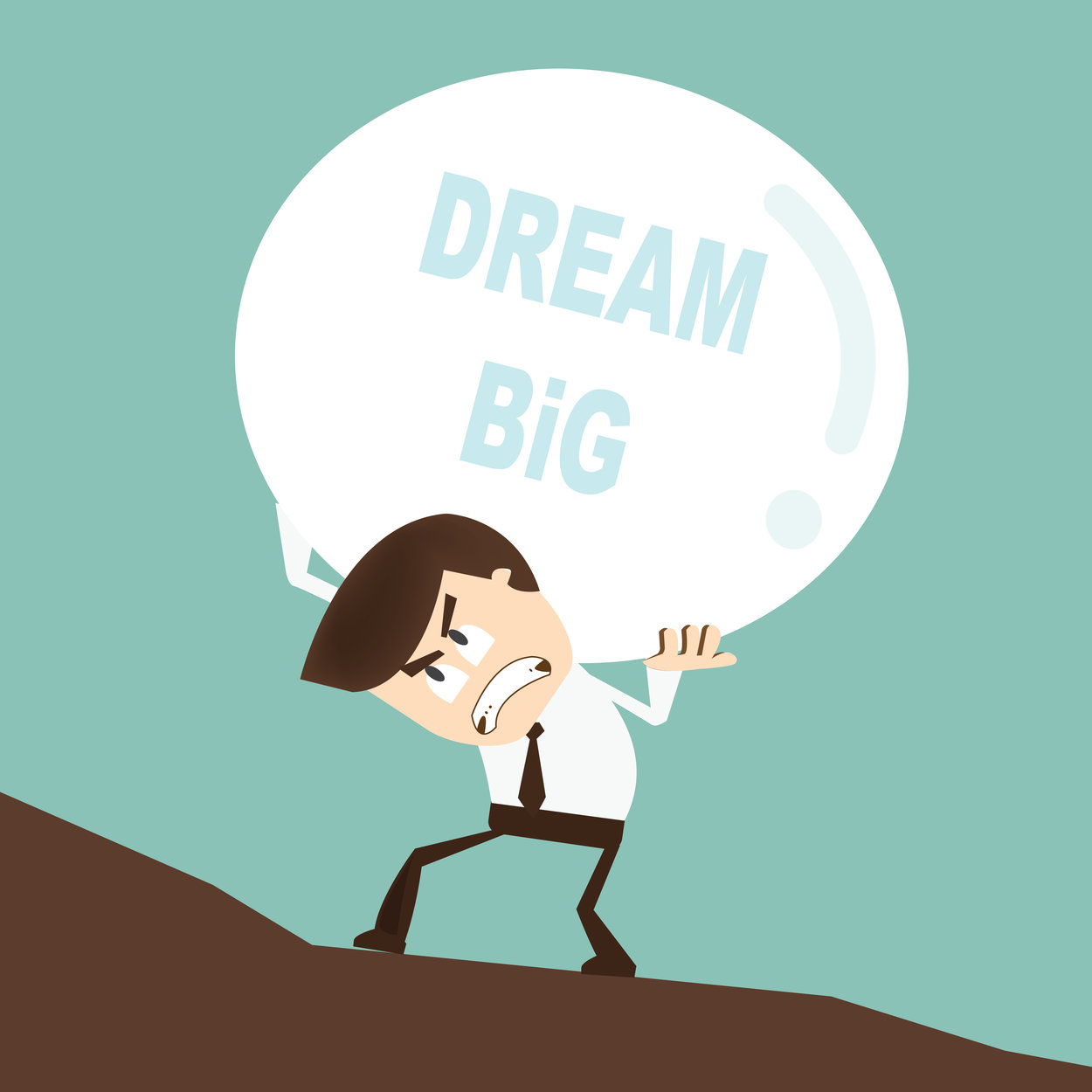 how to tackle your big goals
