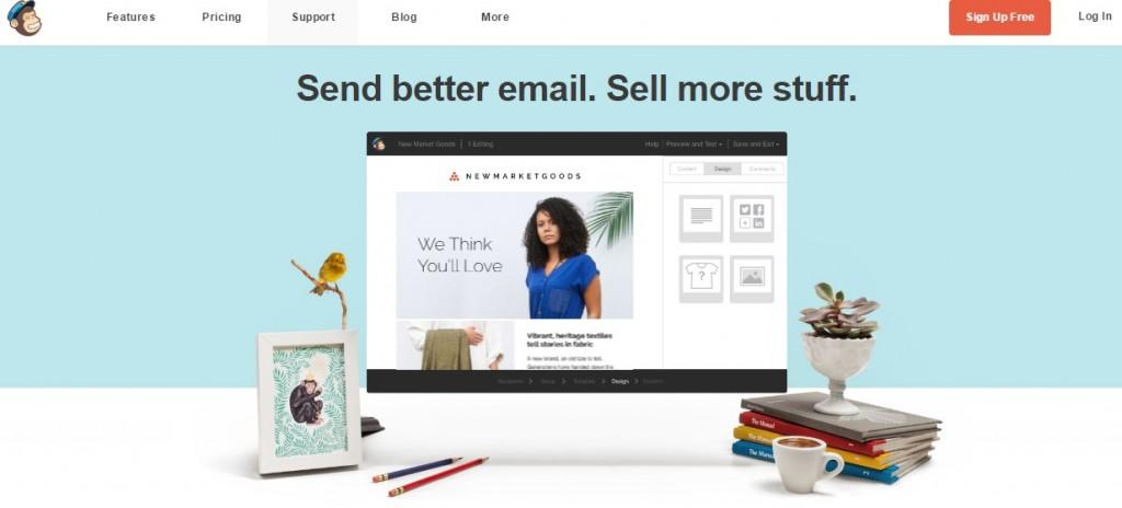 Mailchimpscreenshot