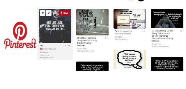 StartUp Mindset on Pinterest