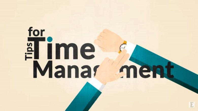 Tips for time managment