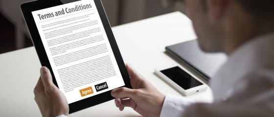 What Terms and Conditions Does Your Business Needs