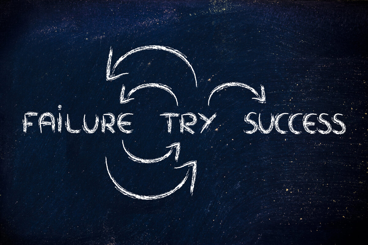 Go Out of Your Way to Fail – Here's Why